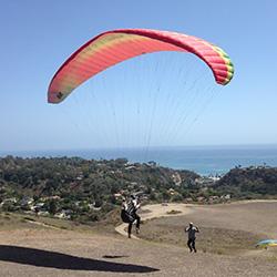 Paragliding Training