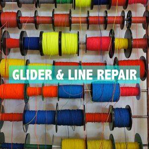 Glider & Line Repair
