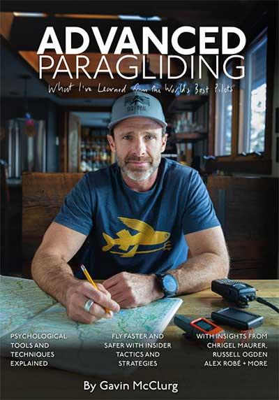advanced paragliding gavin mcclurg